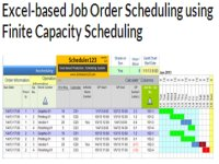 Free Capacity Planning Template Excel